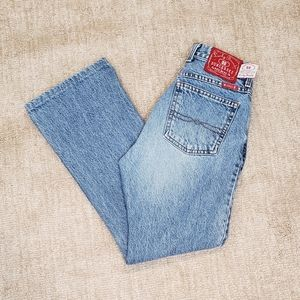 Vintage Lucky High Waist Dungarees Jeans